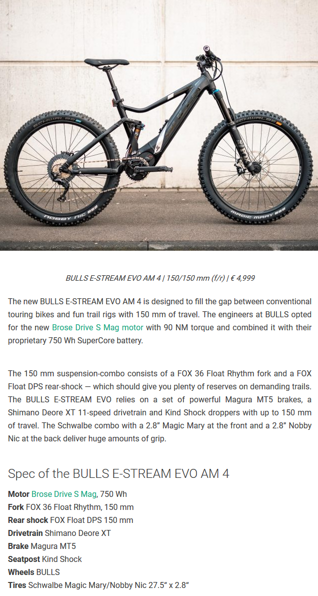 2019 Specialized Turbo Levo News & Rumours