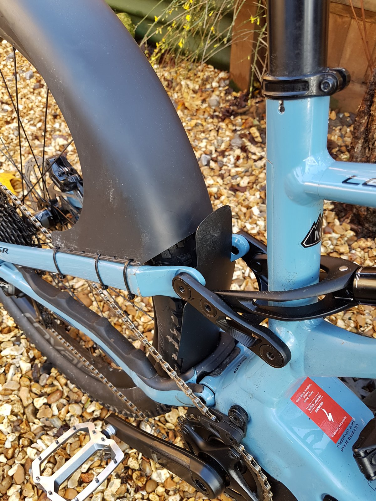 Specialized Turbo Levo rear mudguard for 2019//2020 models