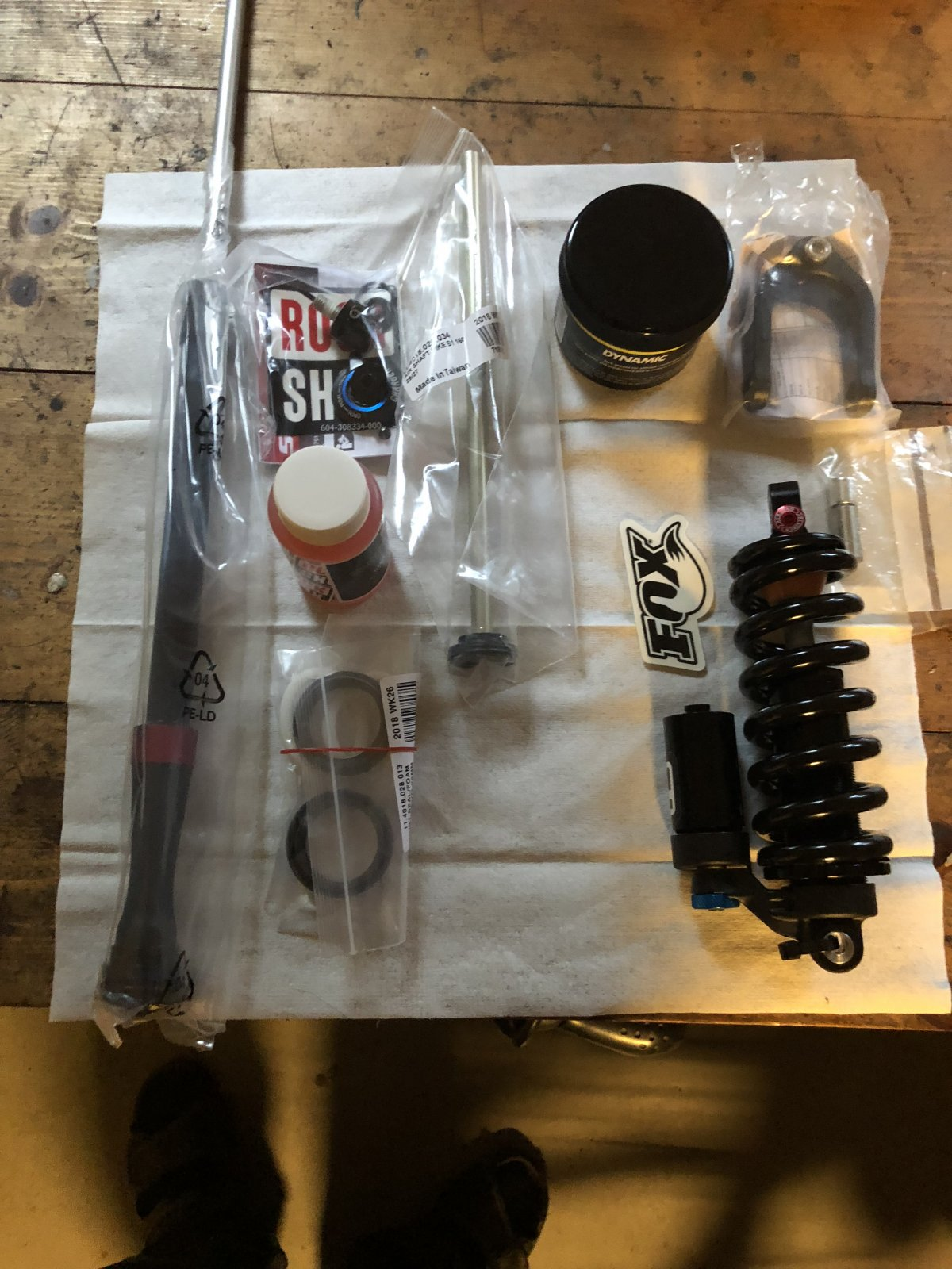 Rockshox Monarch RT setup questions - EMTB Forums