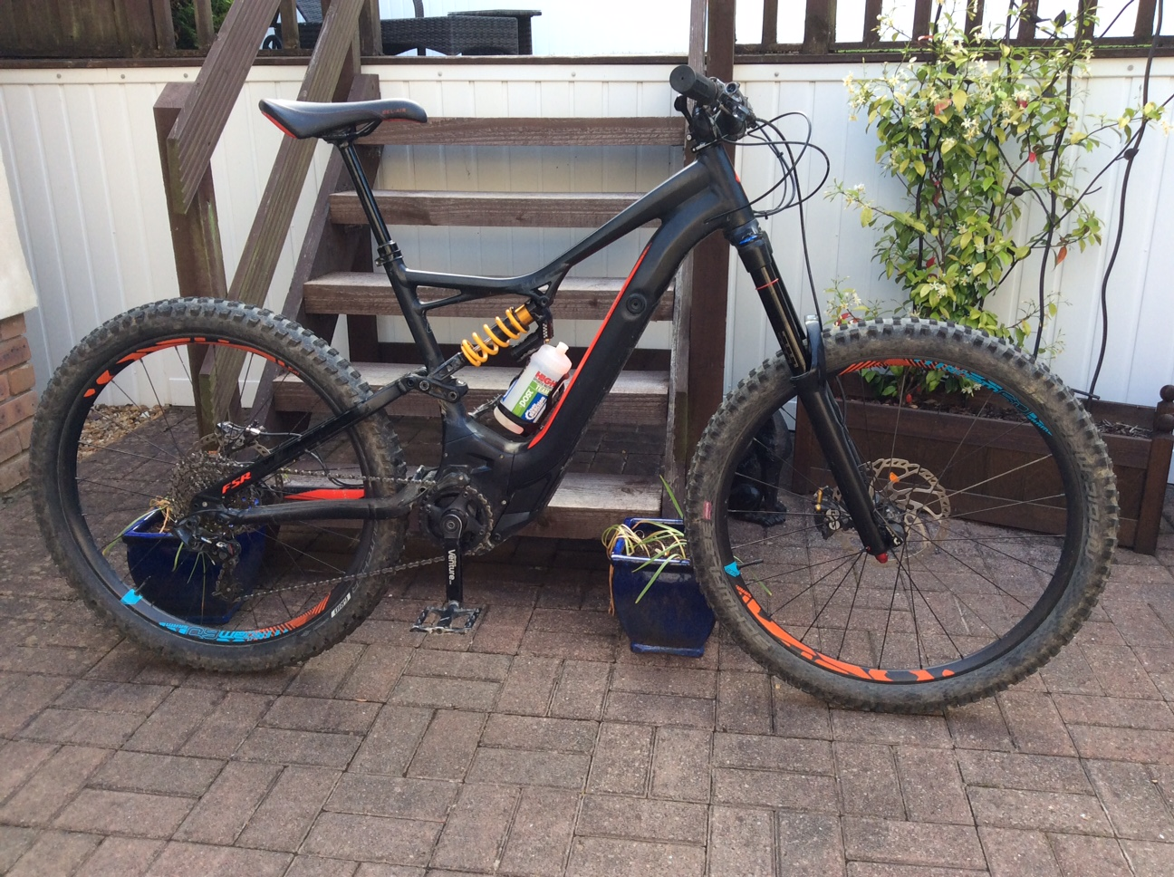 Levo - Fork / Shock customisations ? - EMTB Forums
