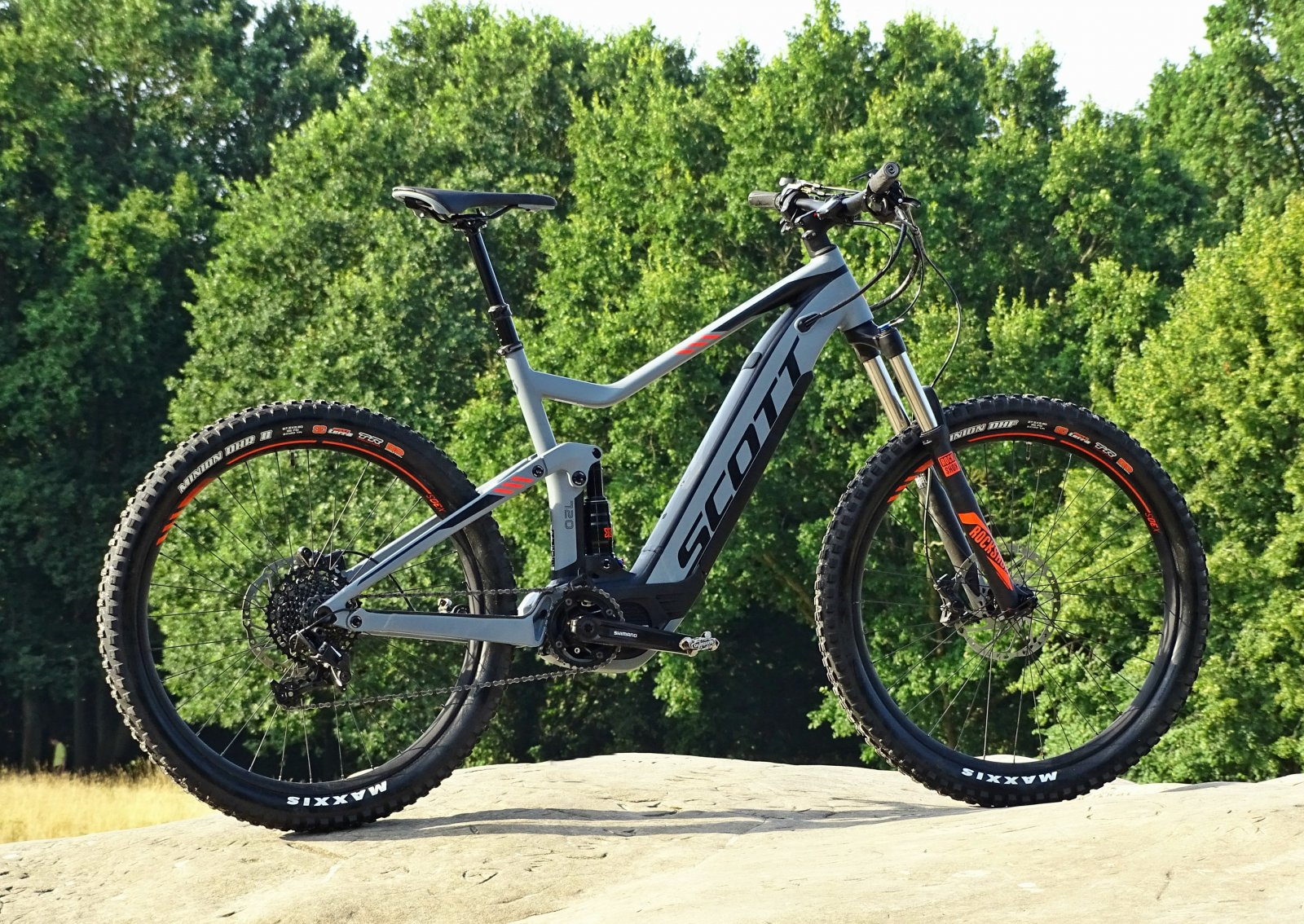 Scott launched the New E-Genius 2018 Electric MTB